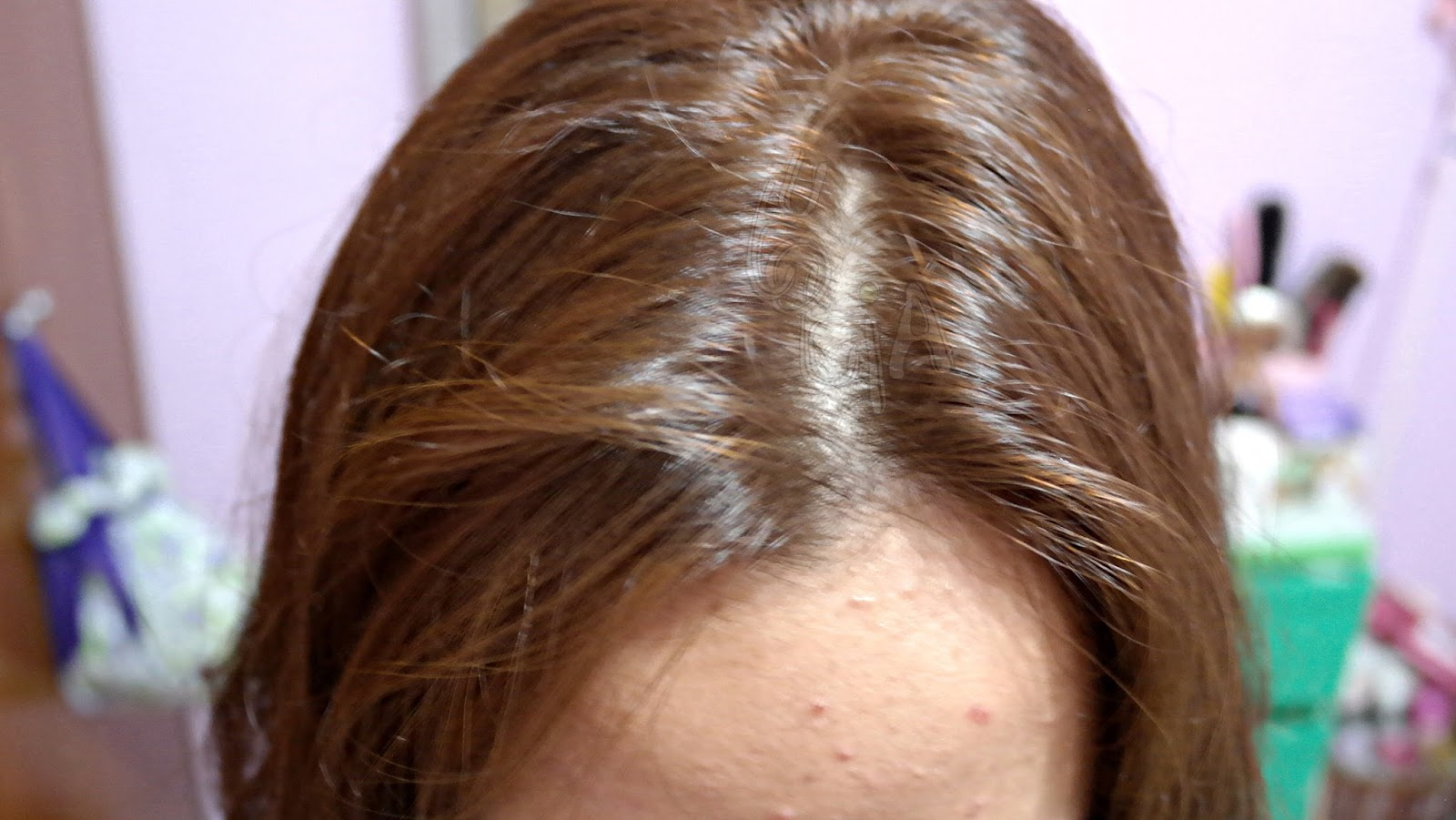 Beautylabo hair color pure beige utotia beauty blog the color is even so im happy under flash its very light like this nvjuhfo Choice Image