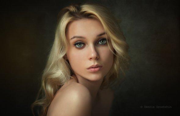Dennis Drozhzhin fotografia fashion mulheres modelos sensuais retratos beleza Alena