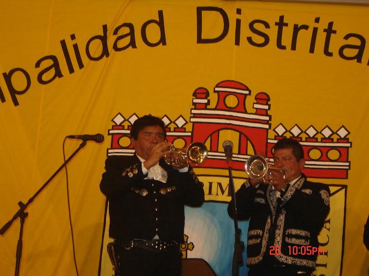 César Rivera y  Víctor Bejar - Trompetistas