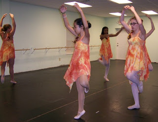 beginner ballet classes in charlotte