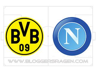 Prediksi Pertandingan Borussia Dortmund vs Napoli