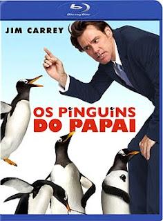 Filme Poster Os Pinguins do Papai BDRip XviD Dual Audio & RMVB Dublado