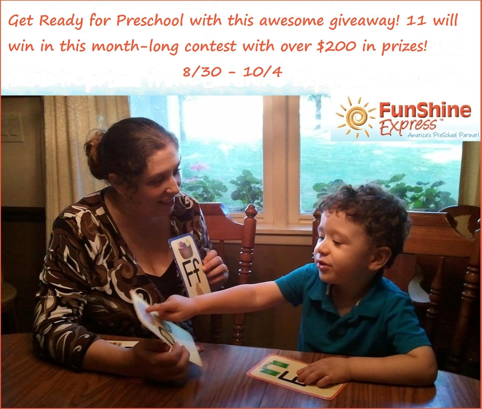 Mami\u0027s 3 Little Monkeys: Get Ready for Preschool Giveaway! 11 ...