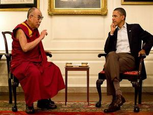 Dalai Lama,google+,Hangout features,Tibetan spiritual leader,South African Archbishop,Desmond Tutu