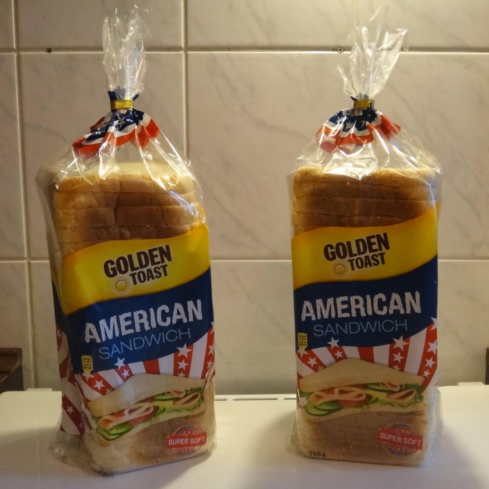 Aus dem Leben eines Hottentottenpopos: Test: Golden Toast American ...