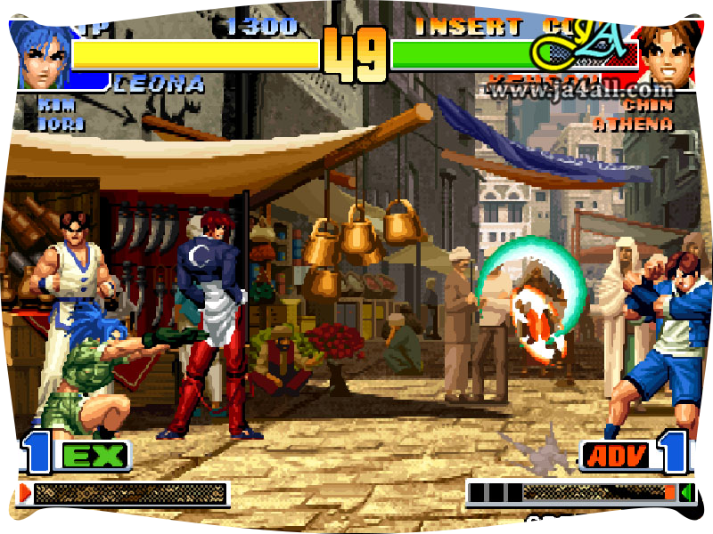 The King of Fighters 98 Game for Windows - Scene 1