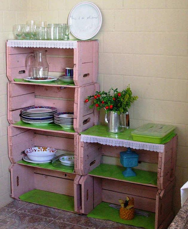 El arte de reciclar y decorar taringa - Donde se puede poner una casa de madera ...