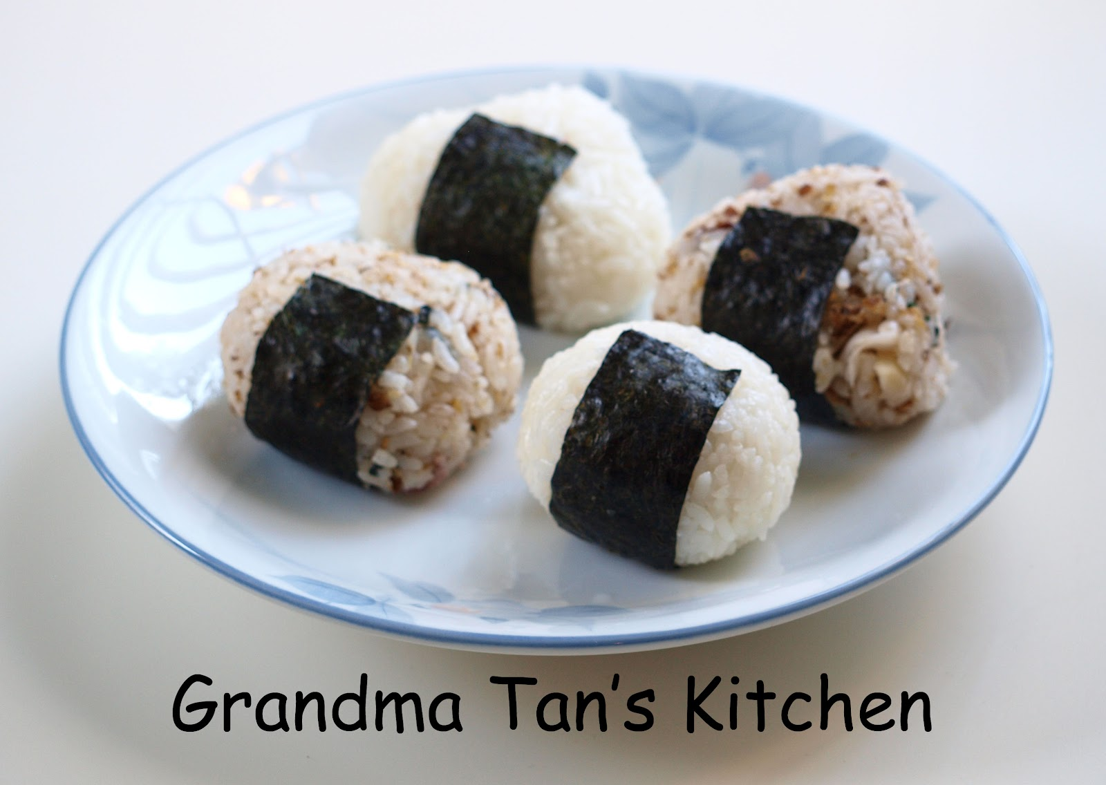 Japanese Rice Balls ( Onigiri ) Royalty Free Stock Photos - Image ...