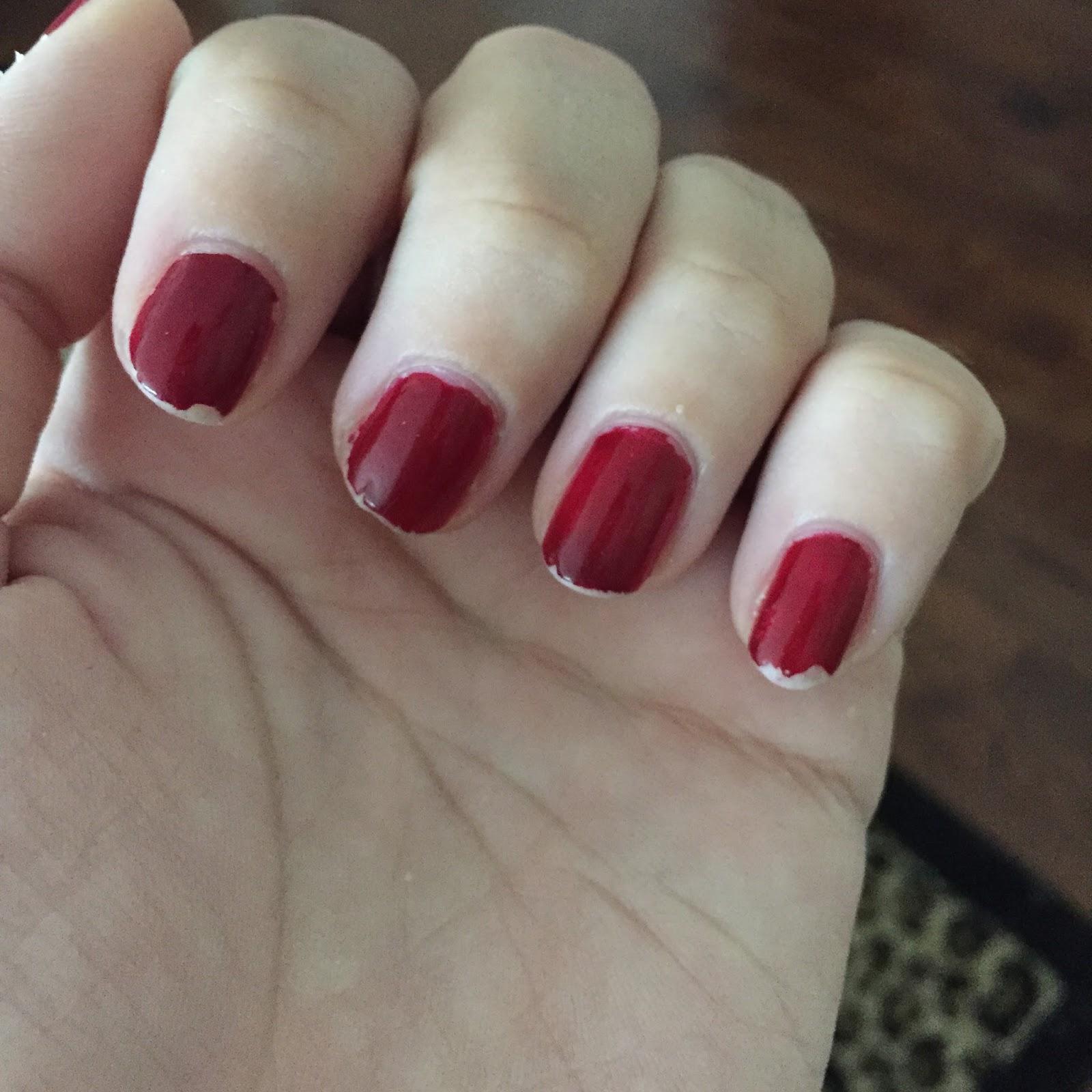 Manicure Monday - Royally Pink