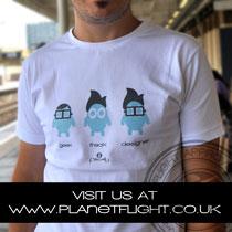 Planet Flight :