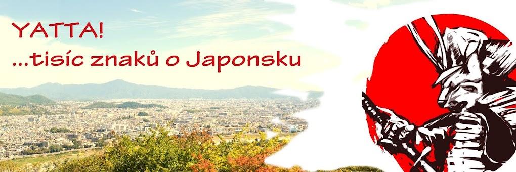 YATTA! ...tisíc znaků o Japonsku