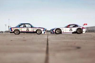 Designul aniversar al BMW Z4 GTLM