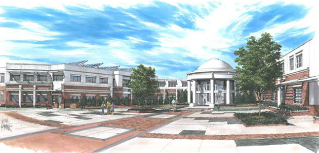 The Annandale Blog Renovations Of Thomas Jefferson Hs To Start This Spring
