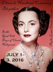 Olivia de Havilland Blogathon