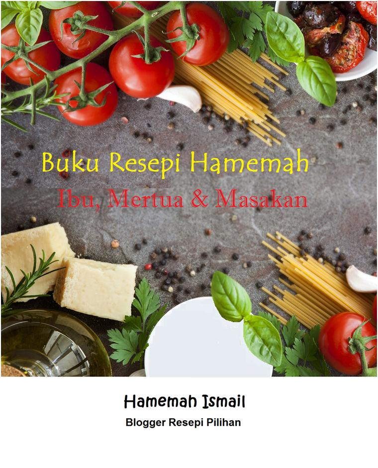 BUKU RESEPI HAMEMAH NO.1