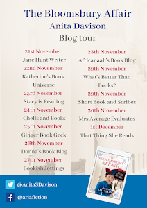 Blog Tour: A Bloomsbury Affair