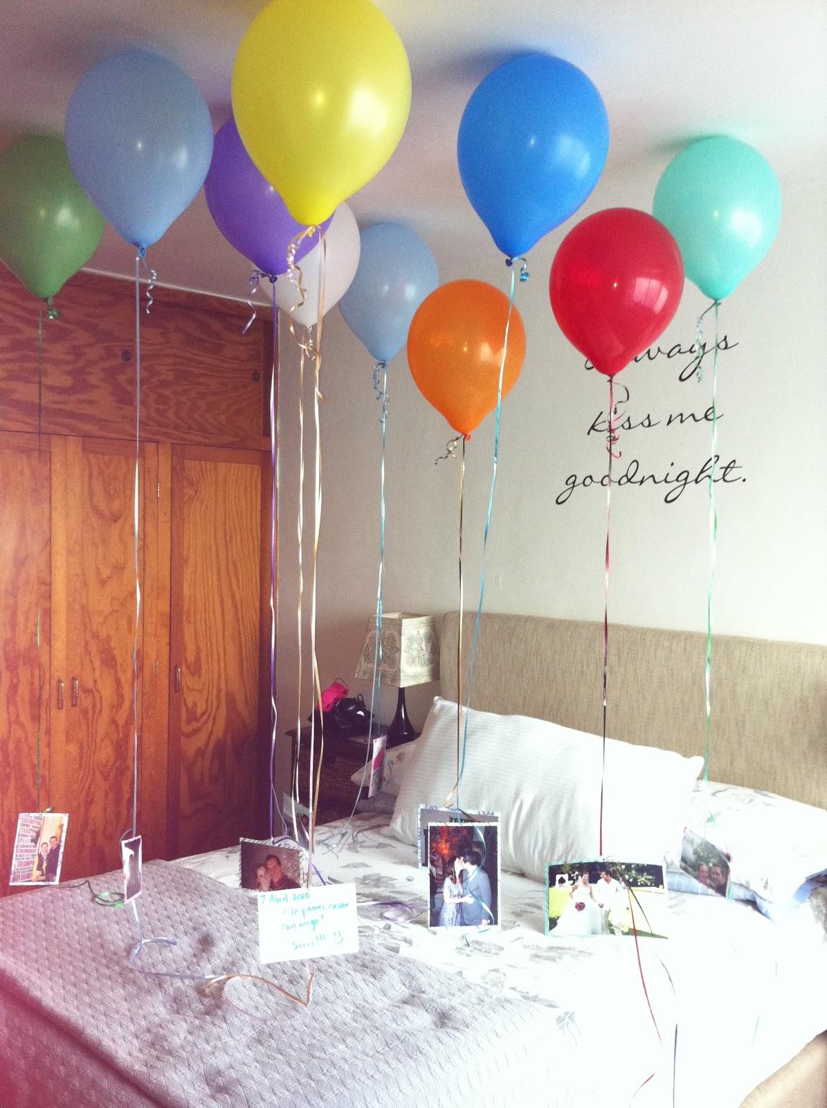 Alu curiosidades sorpresa de aniversario for Sorpresas para aniversario