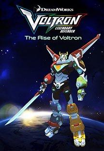 Voltron: Người Bảo Vệ Vũ Trụ - Voltron: Legendary Defender