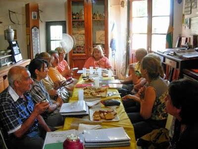 Casares On Line Caf Literario En El Museo