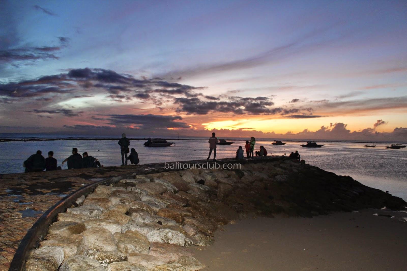 sunrise di Sanur