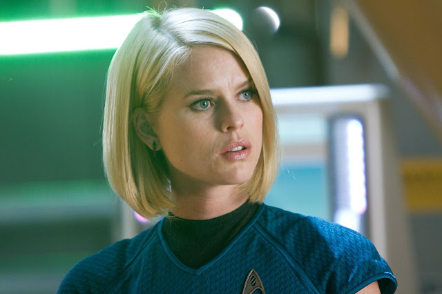 Star Trek Into Darkness - Dr Carol Marcus -001 | A Constantly Racing Mind