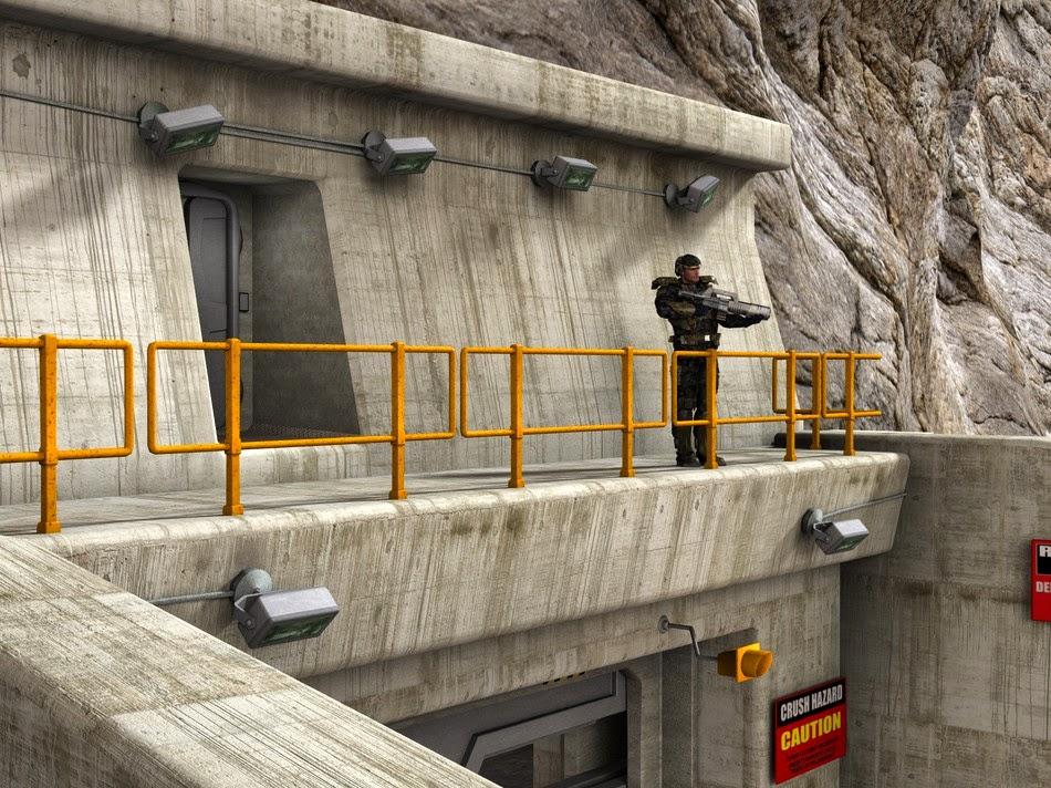Sci-Fi Blast Bunker