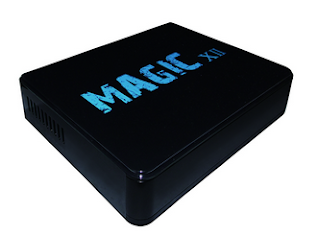 Atualizacao do receptor Tocomfree Magic XII V