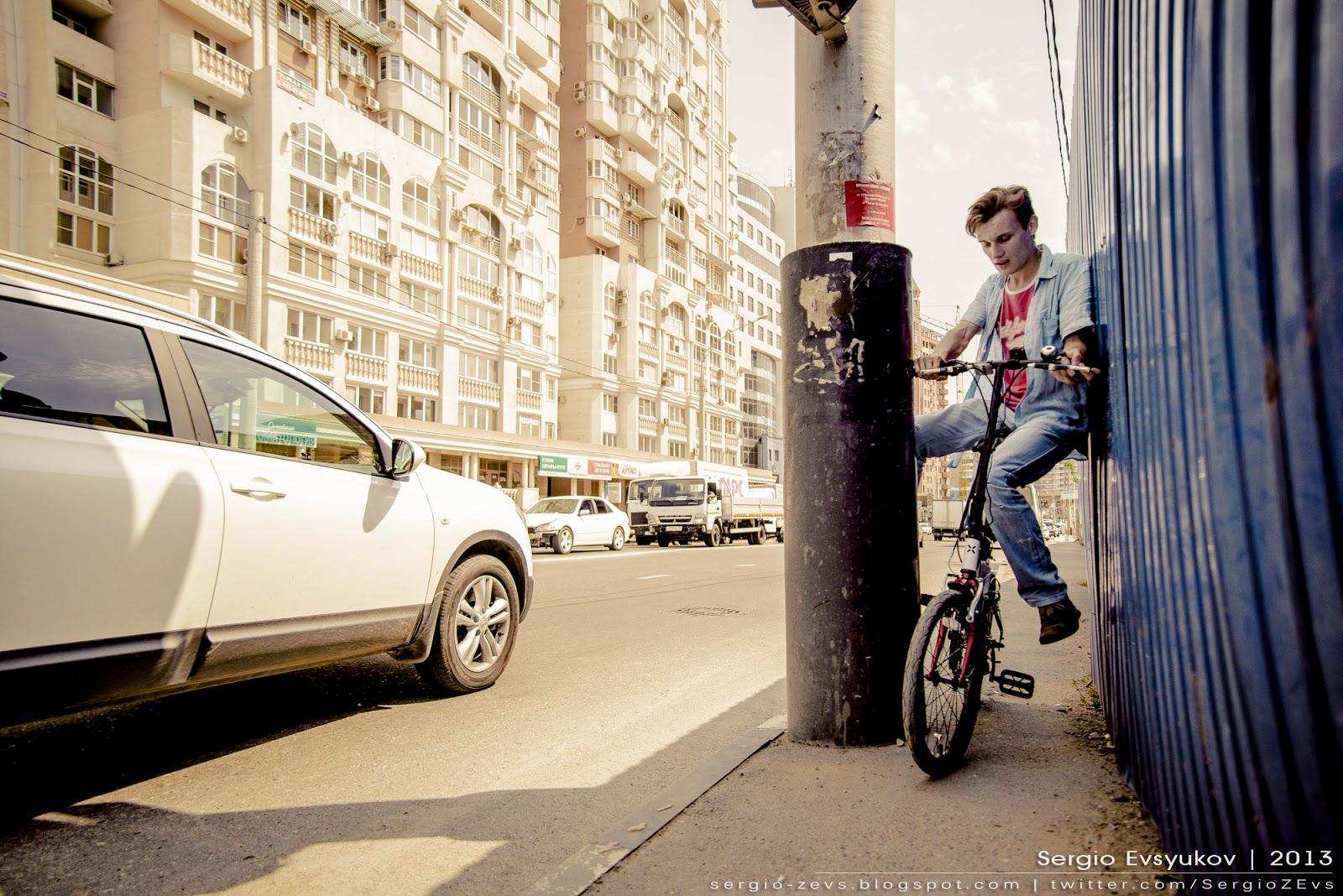 Велосипедные дорожки в Краснодаре