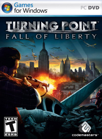 Download Game PC Turning Point: Fall of Liberty [Full Version] | Acep Game
