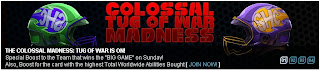 Banner for Colossal Madness at Superhero City