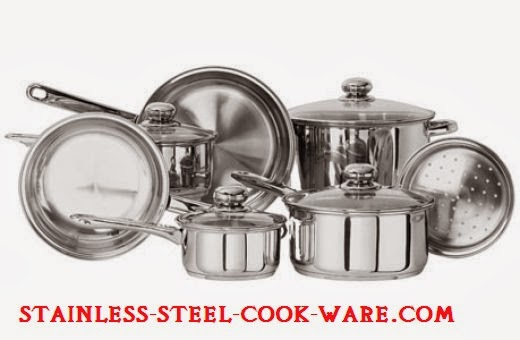 stainless steel cookware care