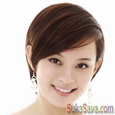 Gaya Model Rambut Pendek Untuk Wanita Ala Korea