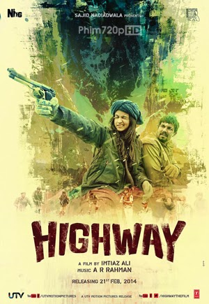 Highway 2014 poster