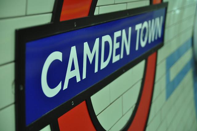Camden Town Tube Station