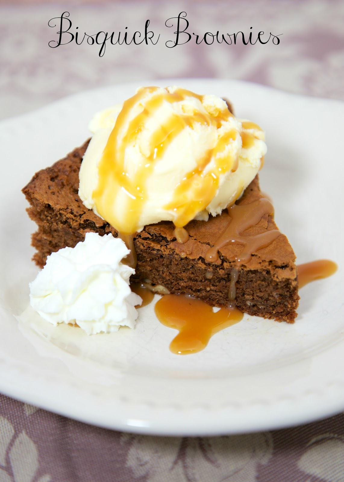 bisquick brownies