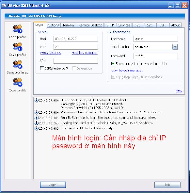 SocksChain - latest version 2 16 free download