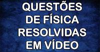 Vídeo Aula - Questão/Exercício Física Vestibular UFRGS 1998 MRU
