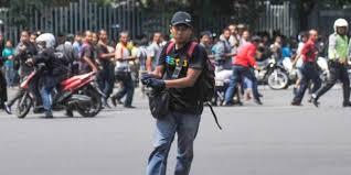 terorist attact in Jakarta