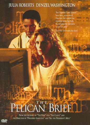 pelican brief essays Summary the pelican brief by john grisham is a legal thriller set primarily in new orleans, new york city and washington dc in one night, two united.