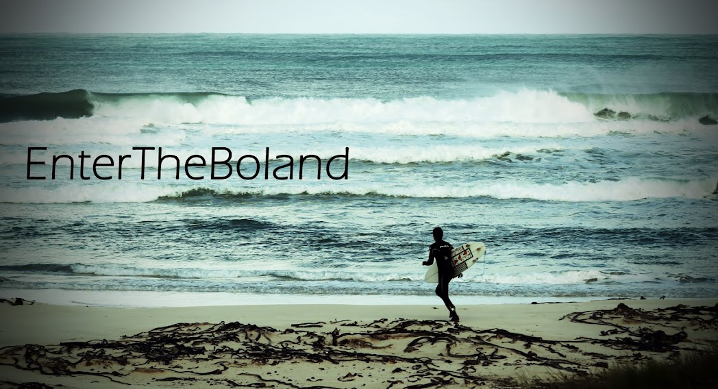 Enter the Boland
