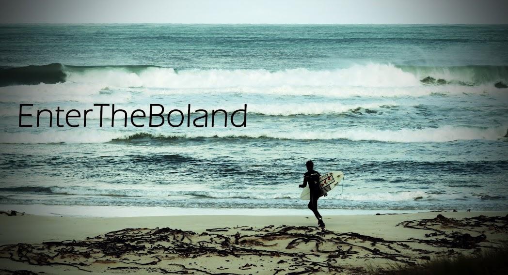 Enter the Boland