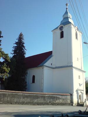 Biserica reformata Covasna