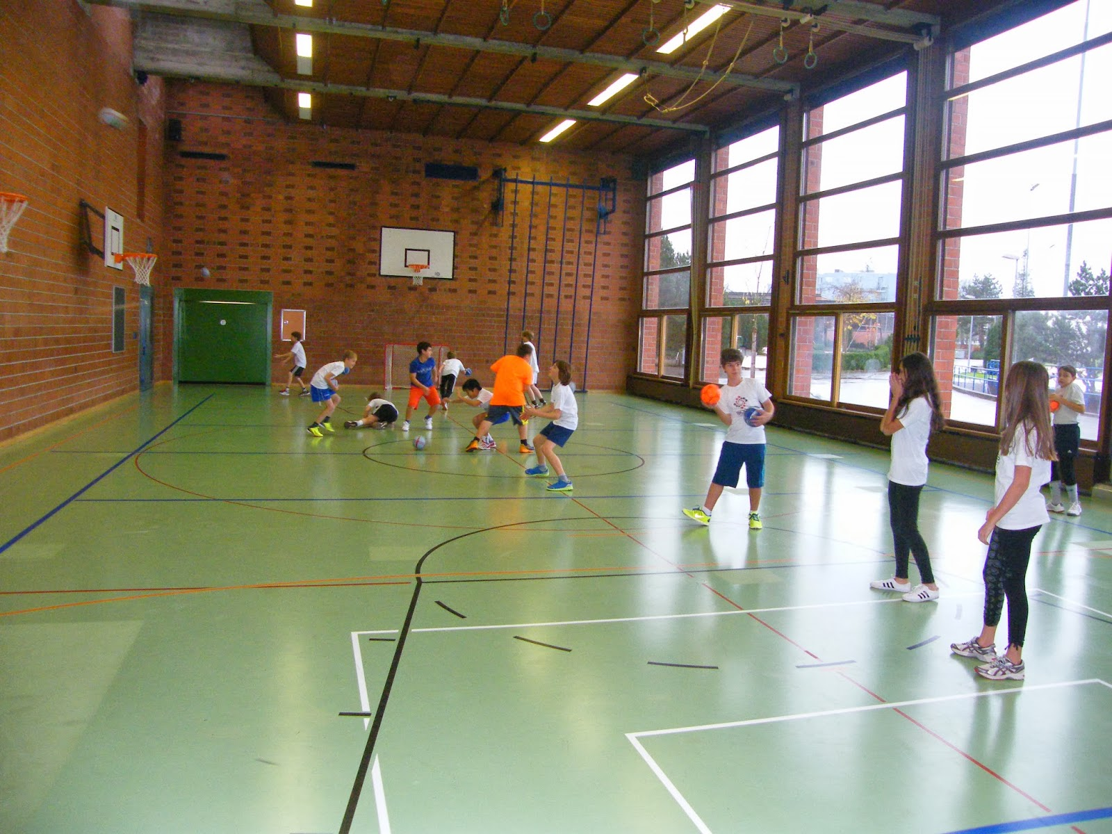 Handball Rules For School pe Middle School 7 8 Rules