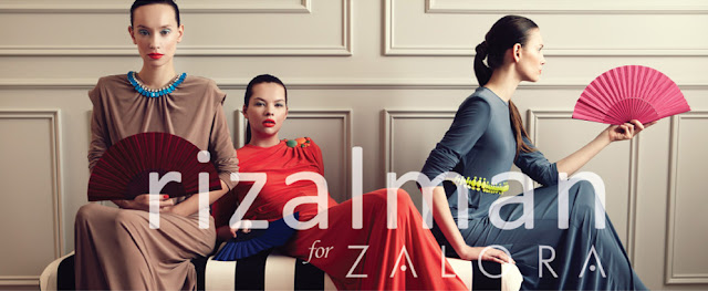 koleksi design baju raya Rizalman for Zalora