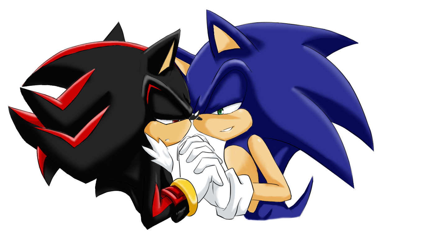 Something also Sonic sex shadow remarkable, rather