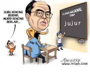 akan di gelar Ujian Nasional (UN) untuk tahun pelajaran 2011/2012