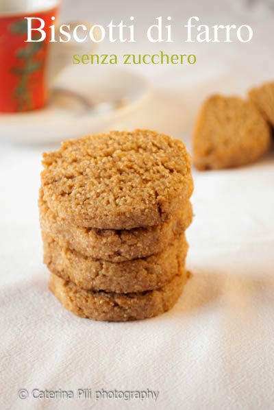 Senza Lievito Biscotti Biscotti di Farro Senza