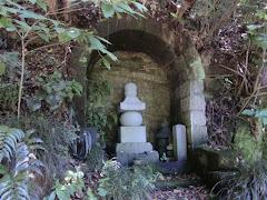 宿谷光則の墓