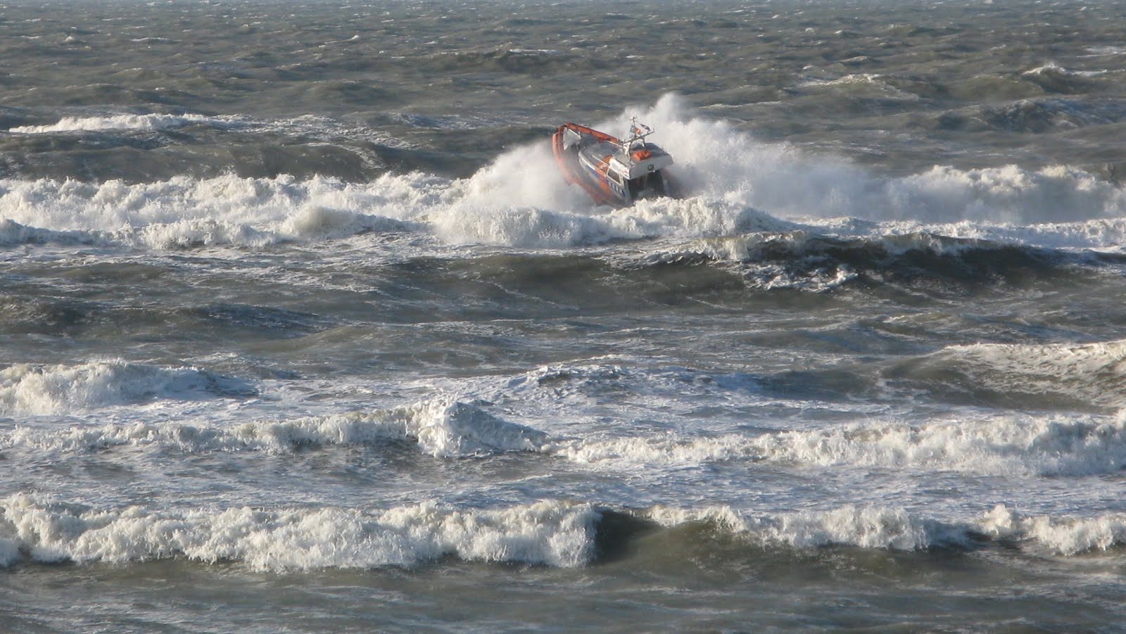 Reddingsboot De Redder