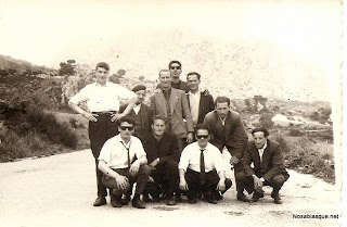 Gente de Candelario Salamanca de excursión en Andalucía